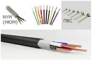 провод и кабель в чем отличие