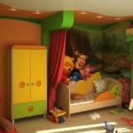 Дизайн детской комнаты и украшения