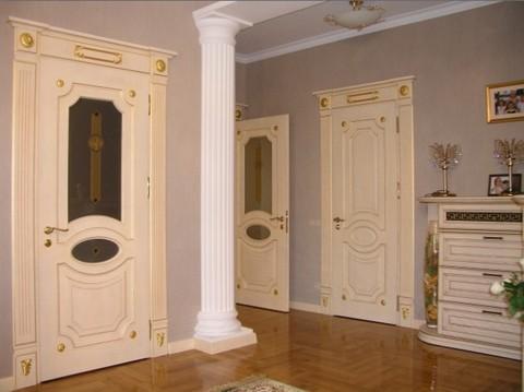 Межкомнатные виды дверей