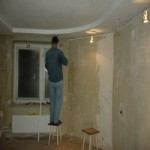Потолок в квартире: варианты отделки потолка квартиры