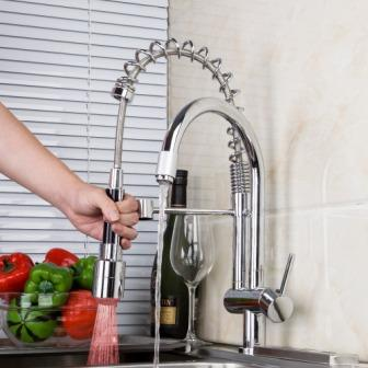 смеситель-для-кухни