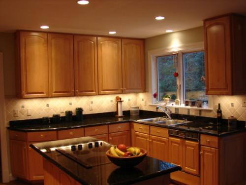 зонирование-освещения-кухни