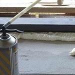 Как работать с монтажной пеной: монтажная пена в ремонте квартиры