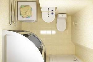 фото маленькие ванные комнаты
