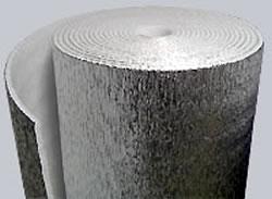Фольгированный теплоизолятор для системы ТЕПЛЫЙ ПОЛ