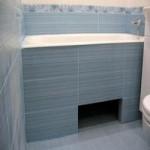 Экран под ванну из гипсовых плит