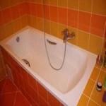 Экран для ванны из гипсокартона