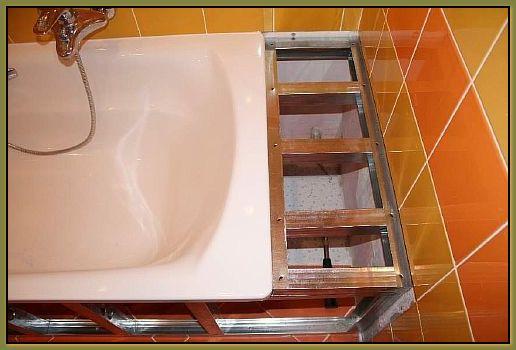 Как сделать полочки в ванной видео
