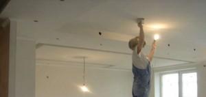 Какой ремонт потолка выбрать