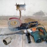 способы электропроводки|скрытая проводка|подразетники