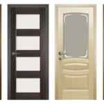 Двери. Межкомнатные двери