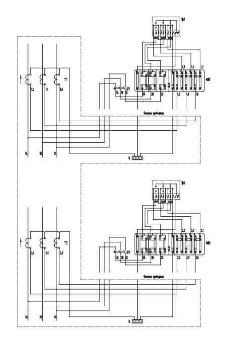 16. Схема электрическая