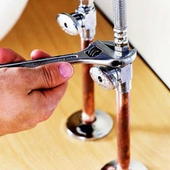 Подсоединение смесителя к водопроводу