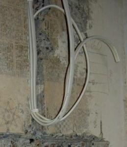 штроба для электропитания