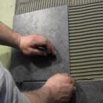 Укладка плитки на стену. Основные правила,Часть 2