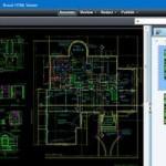 Электропроект двухэтажного дома в форматах DWG, PDF
