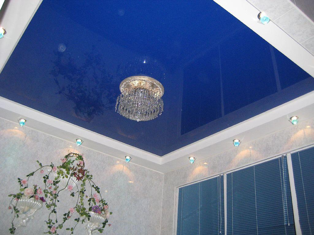 Ремонт квартир натяжные потолки фото