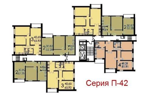 П-42-планировка