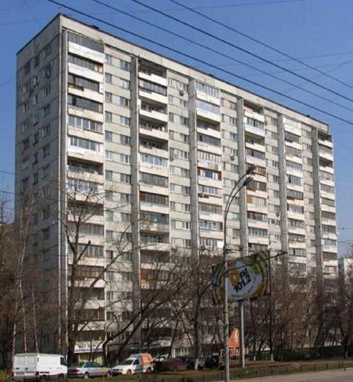 Типовой жилой дом серии 1мг-601 планировки квартир, фото.