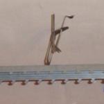 Монтаж реечного потолка своими руками, продолжение работ