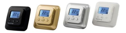 теплый пол на кухне терморегуляторы