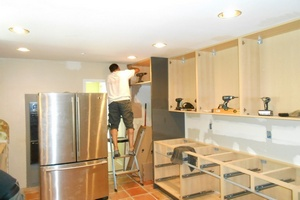 Виды работ по ремонту кухни