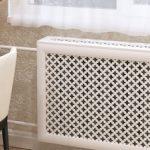 Декоративные радиаторные решетки из металла
