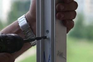 Этапы установки пластикового окна
