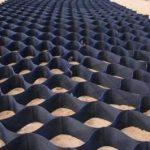 Георешетки: что такое полимерная георешетка