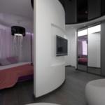Как спланировать оптимальный дизайн для однокомнатной квартиры