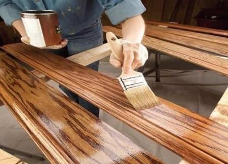 лакокрасочные материалы для дерева