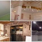 Потолок в ванной комнате: выбор отделки потолка ванной комнаты