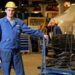 Спецодежда для работников производства