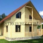 В чём заключены преимущества домов из дерева