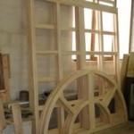 В чем специфика производства окна из дерева?
