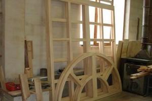 специфика производства окна из дерева