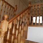 Ограждение для лестницы: особенности и стиль интерьера
