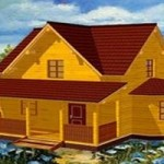 Деревянные коттеджи из бруса – лучший вариант загородного дома