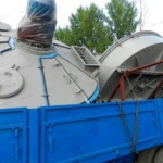Основные технические характеристики бетоносмесителя СБ 138Б