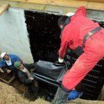 Как защитить фундамент дачного дома от грунтовых вод