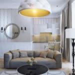 Выбор материалов и цветовой гаммы для ремонта квартиры в стиле модерн