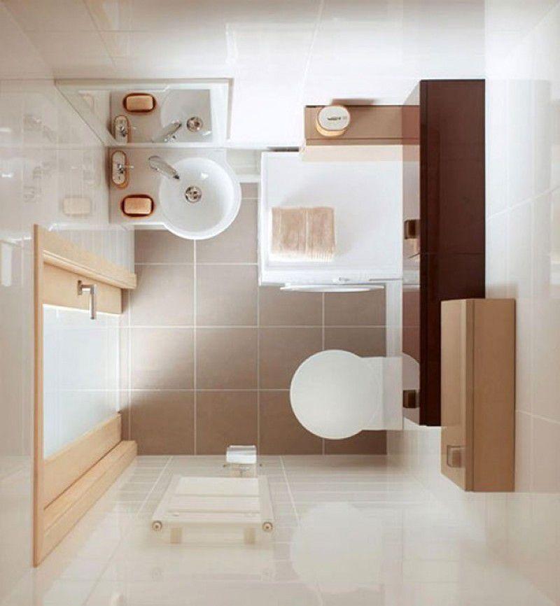 дизайн ванной комнаты вид сверху