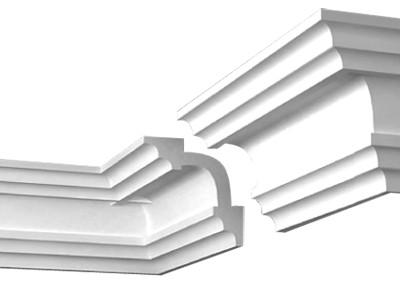 потолочные- плинтусы