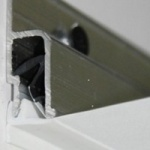 Как крепится натяжной потолок: как его снять?