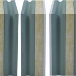 Использование утеплителя в перегородке пазогребневой плиты