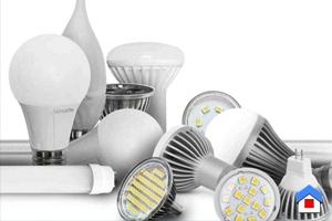 выбора светодиодных ламп