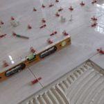 Современные системы укладки и выравнивания плитки, керамогранита, мрамора