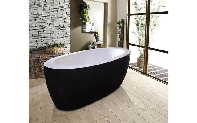 отдельностоящие ванны