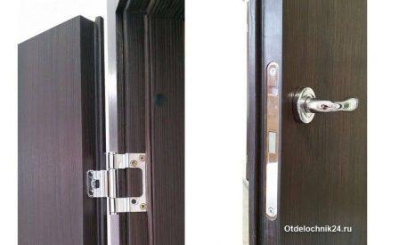 Кромка двери