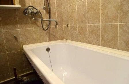 отреставрировать старую ванну дома